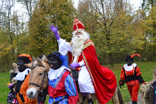 Sinterklaasintocht op 17 november in Swifterbant