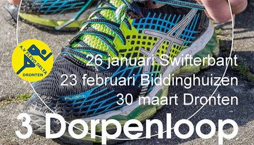 Driedorpenloop Swifterbanter 2019